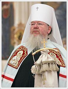 Его Высокопреосвященство митрополит Воронежский и Лискинский СЕРГИЙ